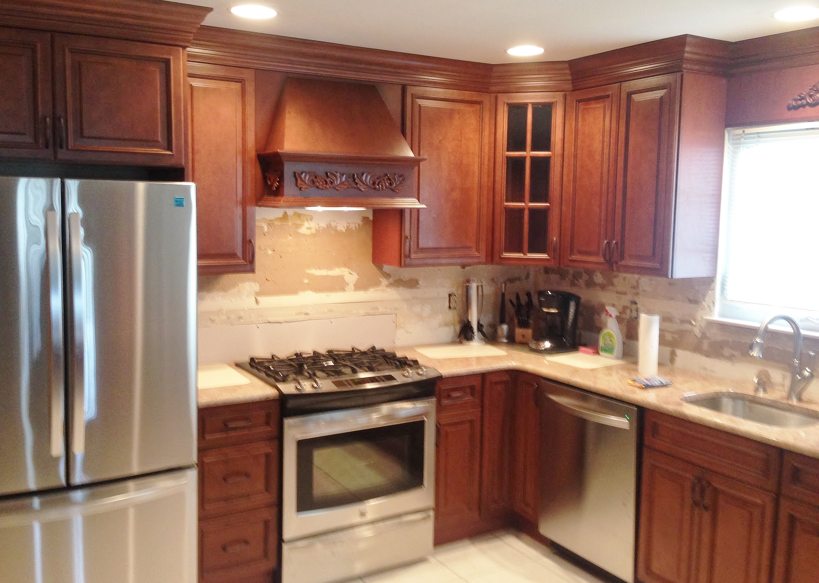 Countertops And Vanities Gallery Classic Kitchen New Jersey